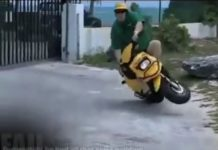 Video-Biker-Caido-Gordo