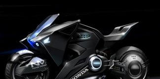 Honda NM4 Vultus Ghost in the Shell