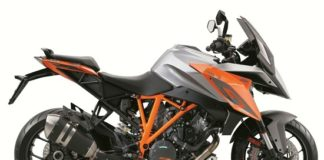 KTM 1290 Super Duke GT a revision