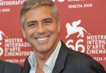 George Clooney Sufre un accidente en moto (1)