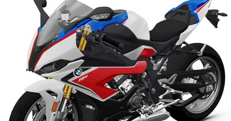 2019 Bmw S1000rr Red